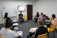 Introduction to Counselling Workshop Facilitated by Mr James Chong