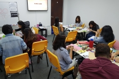 Introduction to Art Therapy - classroom lecture - March 2020