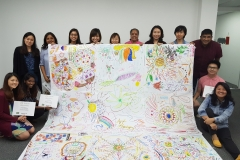 Introduction to Art Therapy - Final Art work - March 2020