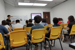 Coping with Depression Seminar by Mr Tan Wei Jie