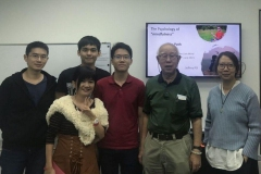 Mindfulness Psychology Worksho[ Group Photo with Dr Jeffrey Po