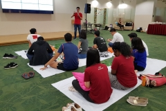 "Talk on ""What is Counselling? What is Psychotherapy? Why do I Need it?"" at SIM GE event ""Do You Even Mind?"""