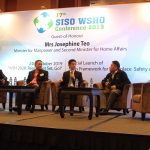 TLM Co-founder, Mr James Chong, participated in SISO WSHO Conference 2019